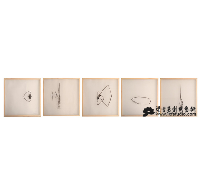 收藏刺绣系列-《尔若盛开》