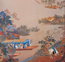 收藏刺绣系列-《琵琶行》